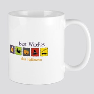 Best Witches This Halloween Mugs