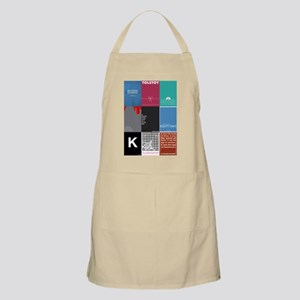 Classic Book Covers Apron