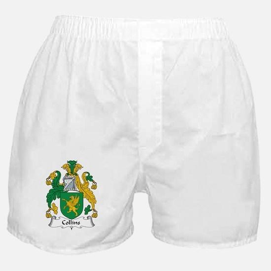 Collins Boxer Shorts