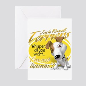 Jack Whisperer Greeting Cards (Pk of 10)