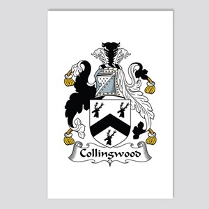 Collingwood Postcards (Package of 8)