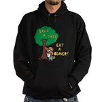 Save a Tree, Eat a Beaver Hoodie