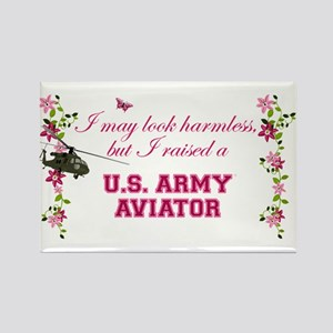 I Raised An Army Aviator Magnets