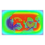 Nanoworld Sticker