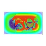 Nanoworld Car Magnet 20 x 12