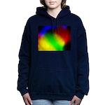 Flame Women's Hooded Sweatshirt