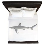 Galapagos Shark King Duvet