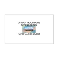 ABH Organ Mountains Desert Peaks Wall Decal