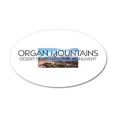 Abh Organ Mountains Desert P Wall Decal