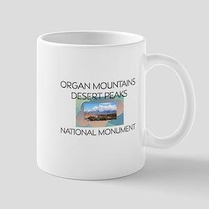 ABH Organ Mountains Desert Peaks 11 oz Ceramic Mug