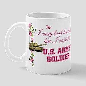 I Raised A Soldier Mug