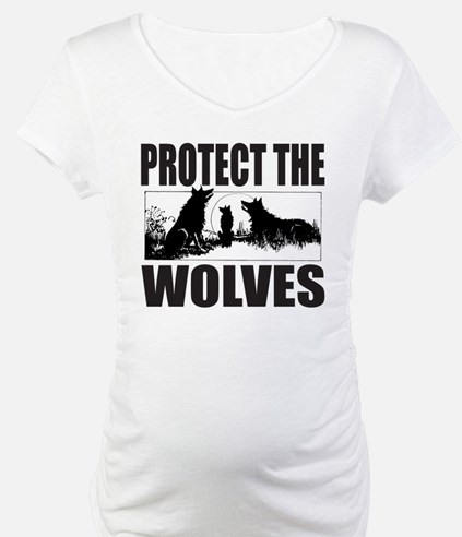 PROTECT THE WOLVES Shirt