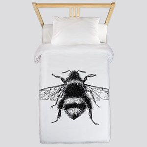 Vintage Honey Bee Twin Duvet