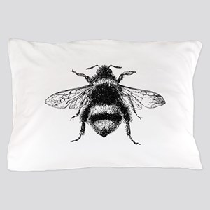 Vintage Honey Bee Pillow Case