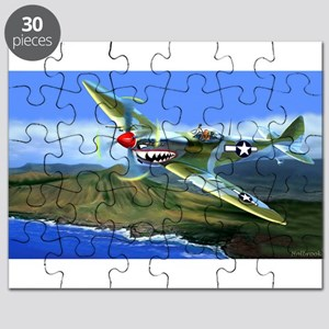 SPITFIRE OVER HAWAII Puzzle