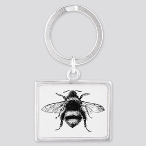 Vintage Honey Bee Keychains