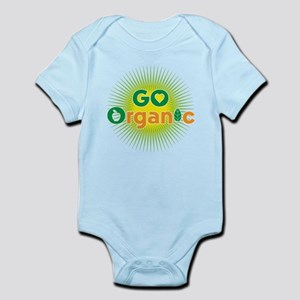 Go Organic Infant Bodysuit