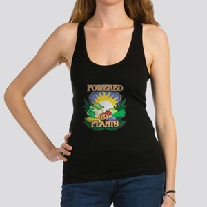 Powered by Plants Racerback Tank Top
