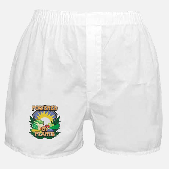 Powered by Plants Boxer Shorts