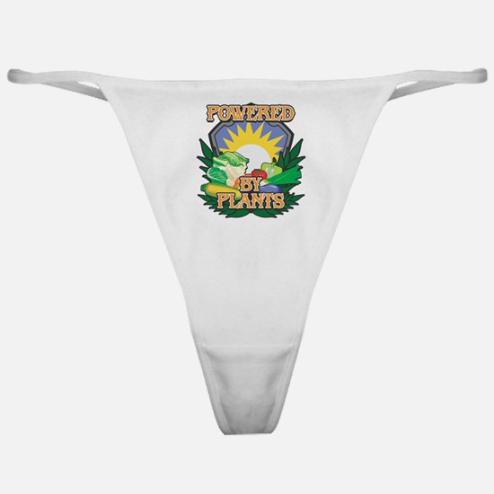 Powered by Plants Classic Thong