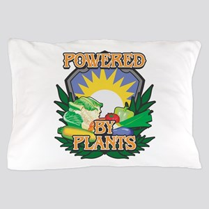 Powered by Plants Pillow Case