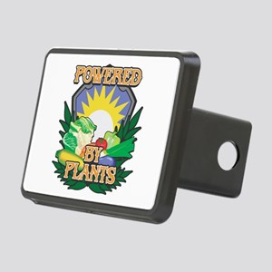 Powered by Plants Rectangular Hitch Cover