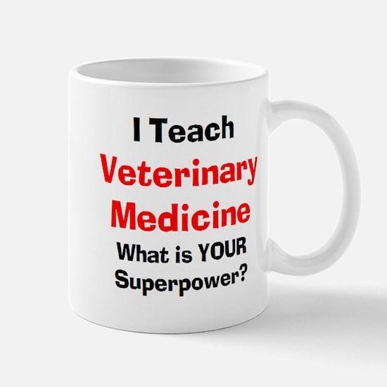 veterinary medicine Mug