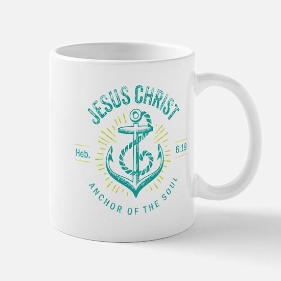 Anchor of the Soul Mug