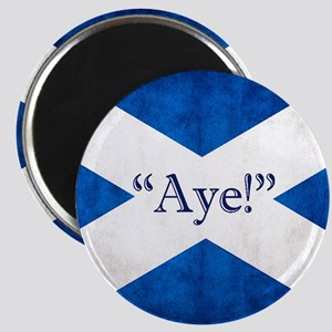 Aye, Scotland! Magnet Magnets