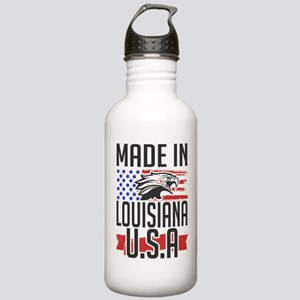 MADE IN LOUSIANA USA Water Bottle