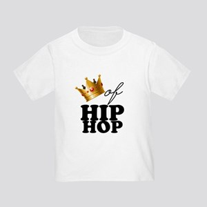 King/Queen of Hiphop Toddler T-Shirt