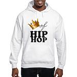 King/Queen of Hiphop Hooded Sweatshirt