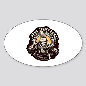 Roma Street Riders Sticker