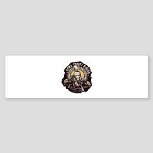 Roma Street Riders Bumper Sticker