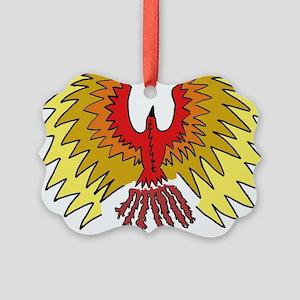 fenix Picture Ornament