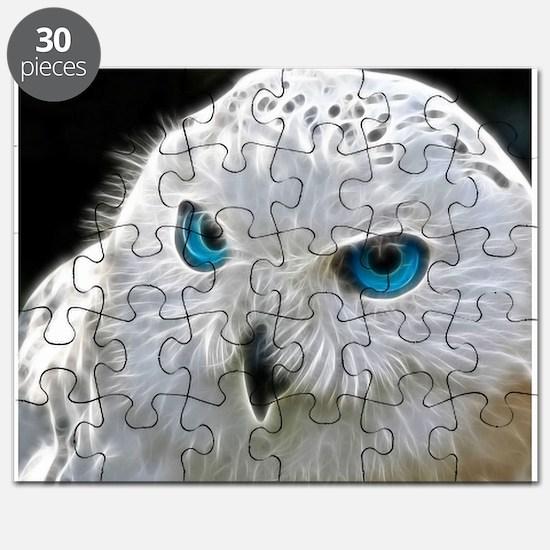 White Owl Puzzle
