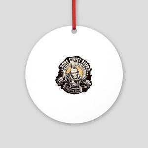 Roma Street Riders Round Ornament