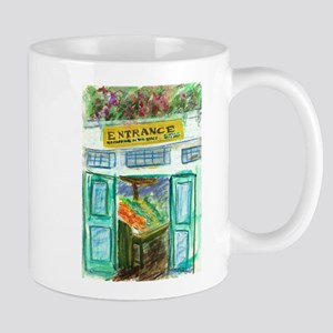 Pike Place Market Entrance Mug