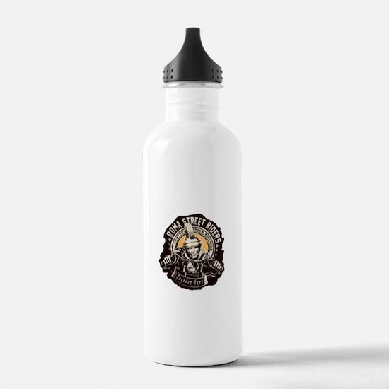 Roma Street Riders Water Bottle
