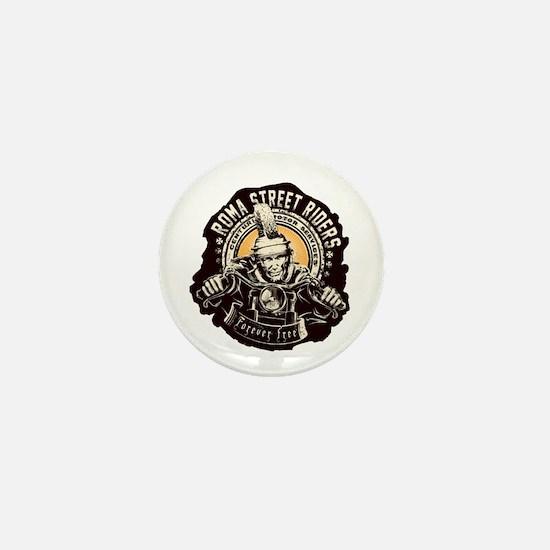 Roma Street Riders Mini Button