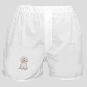 Bichon Frise #2 Boxer Shorts