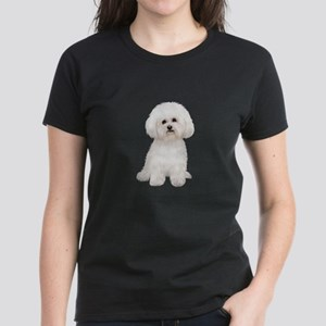 Bichon Frise #2 Women's Dark T-Shirt