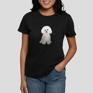 Bichon Frise #2 Women's Dark T-Shirt
