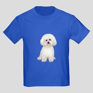 Bichon Frise #2 Kids Dark T-Shirt