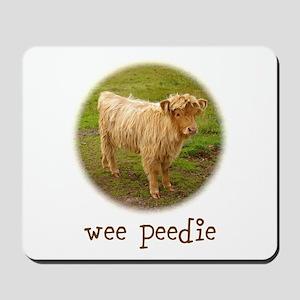 Wee Peedie Mousepad