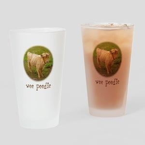 Wee Peedie Drinking Glass