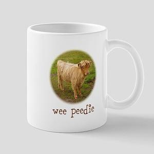 Wee Peedie Mugs
