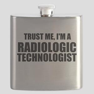 Trust Me, I'm A Radiologic Technologist Flask