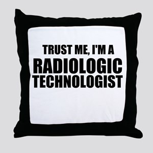 Trust Me, I'm A Radiologic Technologist Throw Pill