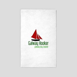 Galway Hooker 3'x5' Area Rug